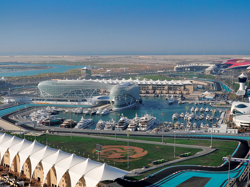 Abu Dhabi Grand Prix Yacht Packages