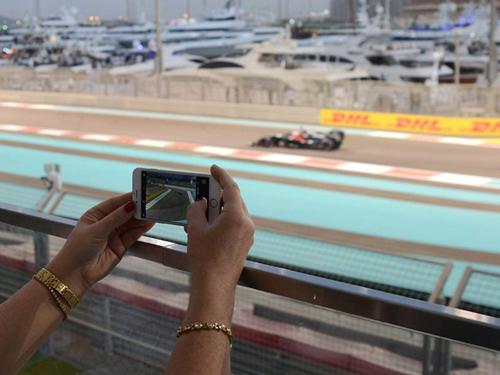 Abu Dhabi Grand Prix 2017 Hospitality