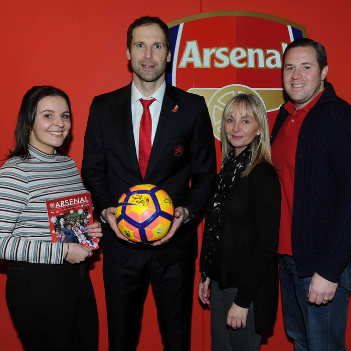 arsenal match ball sponsor