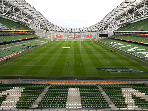 Aviva Stadium Hospitality Packages