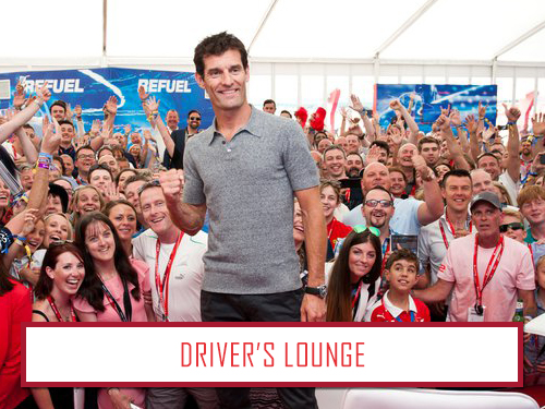 British Grand Prix VIP tickets