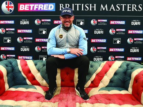 British Masters Tickets