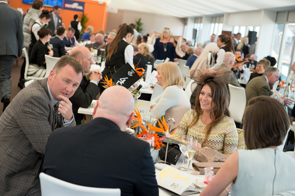 Cheltenham Festival corporate hospitality