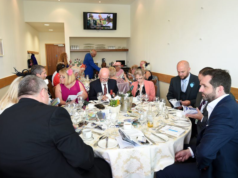 Epsom Derby Private Boxes