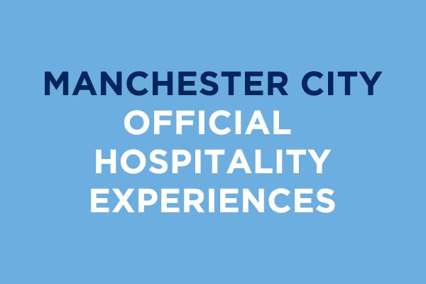 Man City hospitality