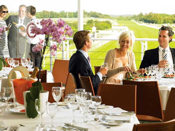 Goodwood Races Hospitality