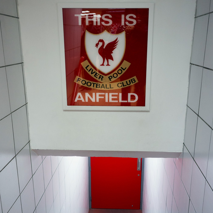 Liverpool FC hospitality