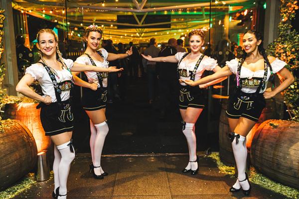 London Bierfest Hospitality 5