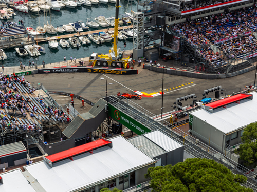 Monaco Grand Prix Hospitality Packages