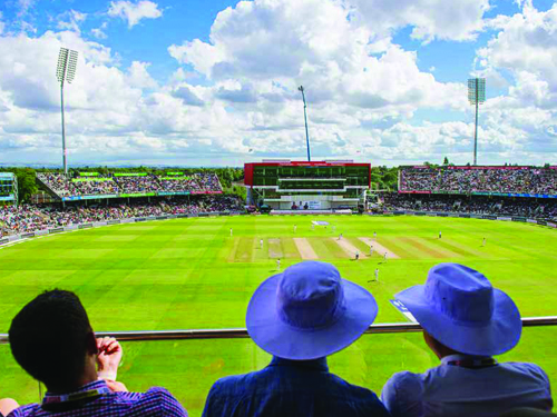 Old Trafford Cricket VIP Tickets