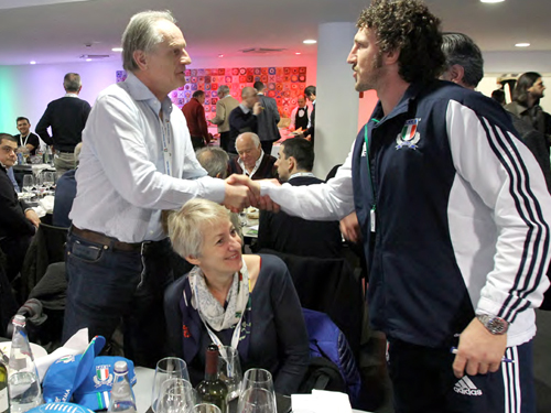 Italy Rugby Hospitality