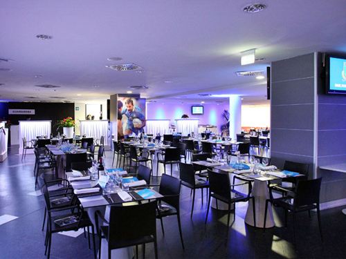 Italy Rugby Corporate Hospitality