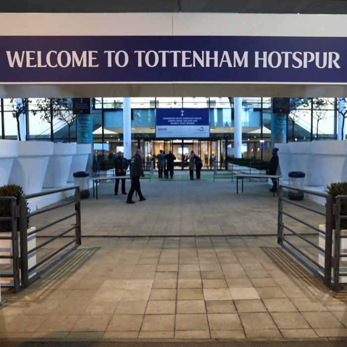 Tottenham Wembley Hospitality