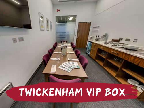 Twickenham Hospitality Tickets 1