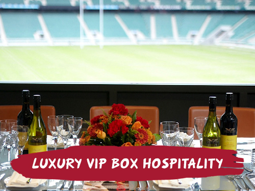 Twickenham Hospitality Tickets 5