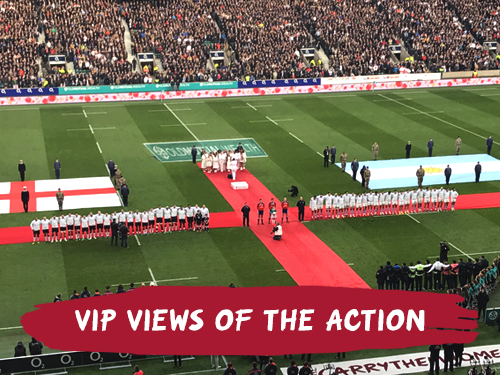 Twickenham Hospitality Tickets 7