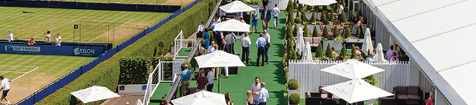 aegon championships corporate hospitality tickets