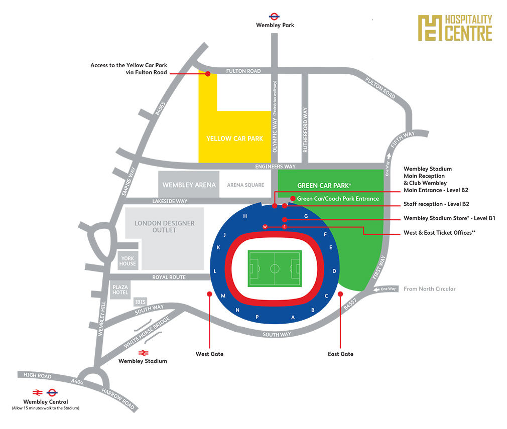 Tottenham v Real Madrid Wembley Hospitality