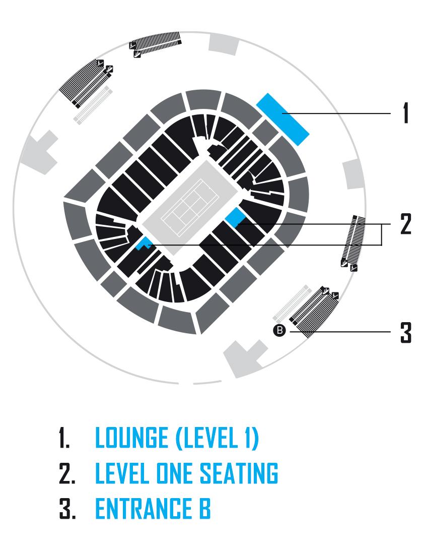 ATP World Tour Finals VIP Tickets