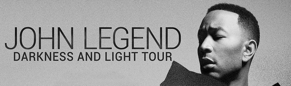 John Legend Tour Support Act