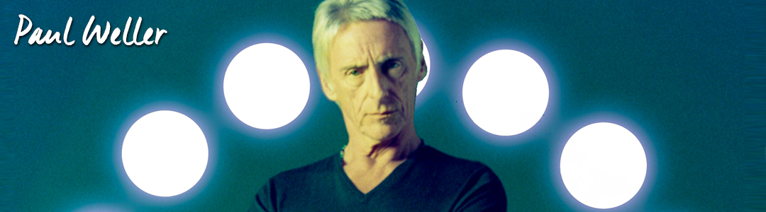 Paul Weller VIP Tickets