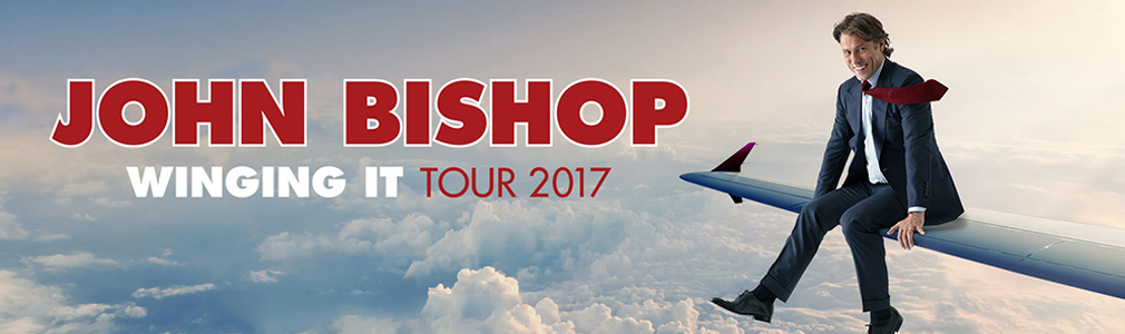 john bishop VIP Tickets