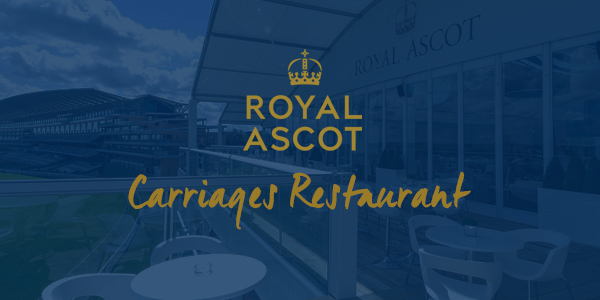 Royal Ascot Hospitality Carriages