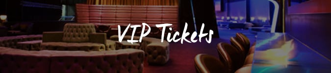 Jack Whitehall VIP tickets