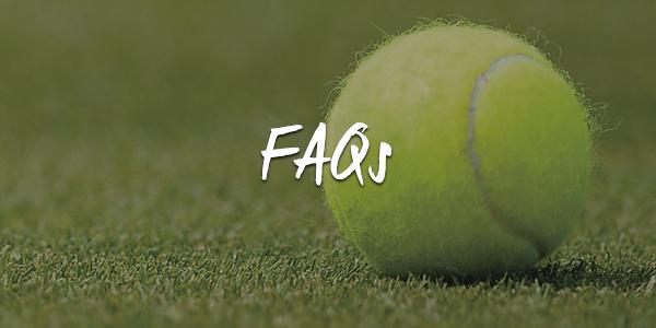 Wimbledon FAQs