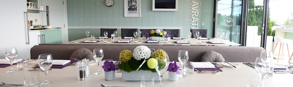 wimbledon hospitality packages
