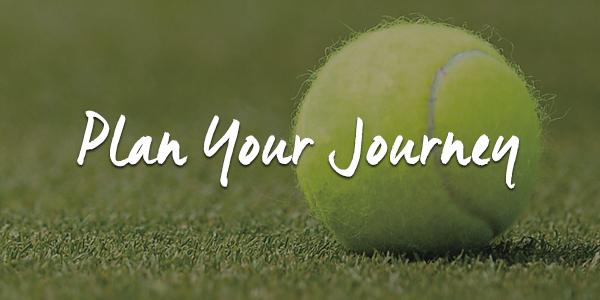 Wimbledon Journey Planner