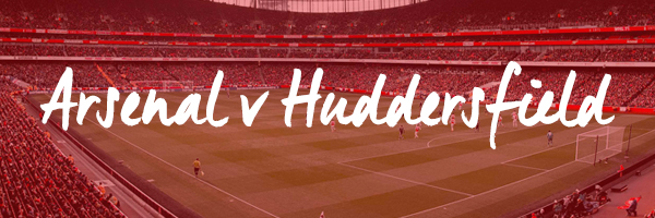 Arsenal v Huddersfield Hospitality