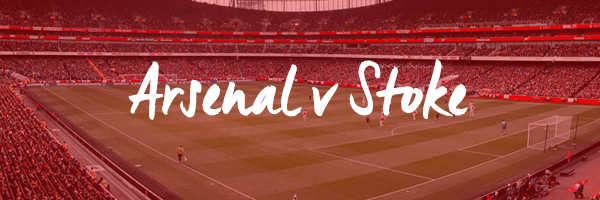 Arsenal v Stoke Hospitality