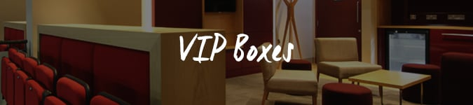 James Arthur VIP Suite