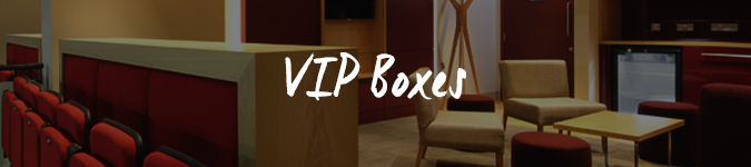 Premier League Darts VIP suite