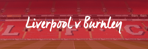 Liverpool v Burnley Hospitality