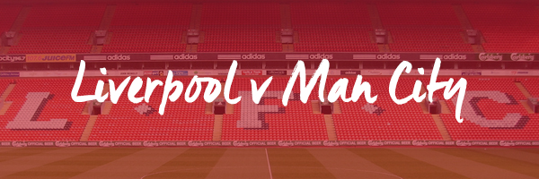 Liverpool v Man City Hospitality