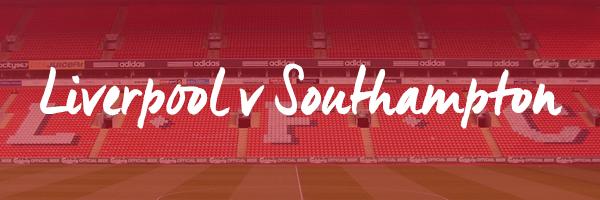 Liverpool v Southampton Hospitality