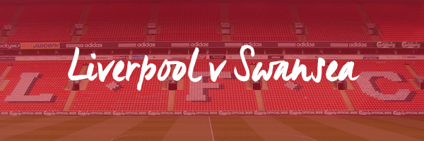 Liverpool v Swansea Hospitality