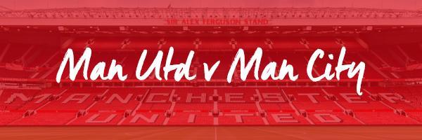Manchester United v Manchester City Hospitality