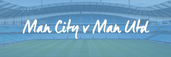 Manchester City v Manchester United Hospitality