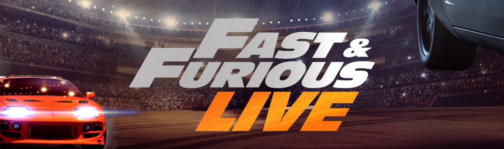 fast and furious live VIP Tickets