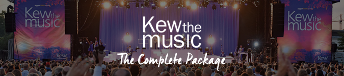 Kew The Music Hospitality