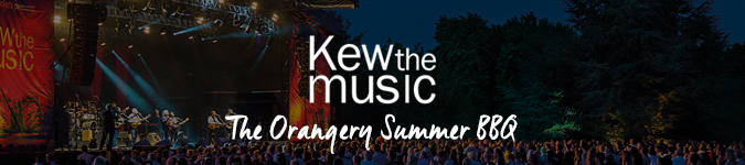 Kew The Music Hospitality Packages