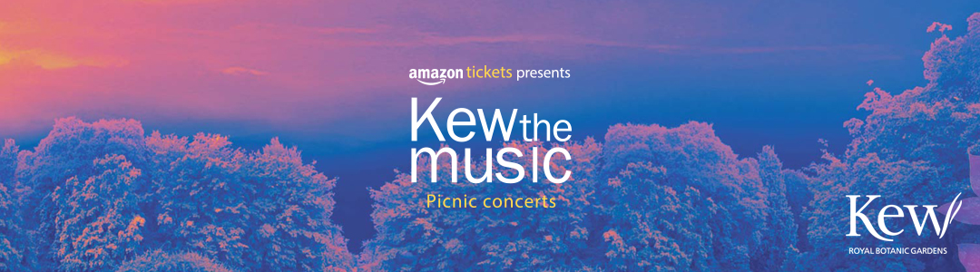 Kew The Music VIP Tickets