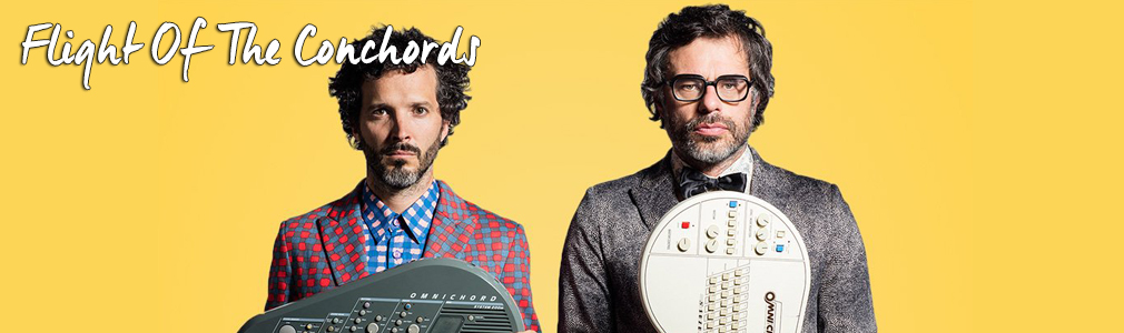 Flight Of The Conchords VIP Tickets