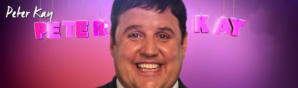 Peter Kay VIP Tickets