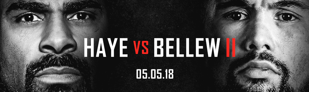 Haye v Bellew VIP Tickets
