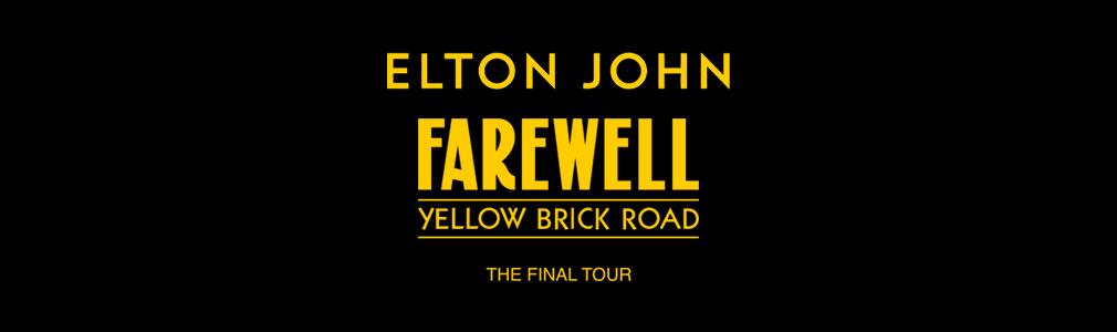 Elton John VIP tickets