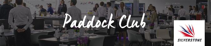 Silverstone Paddock Club